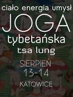 Tsa Lung - joga tybetańska