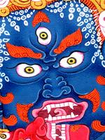 Symbolika gniewnej formy w buddyzmie tybetańskim
